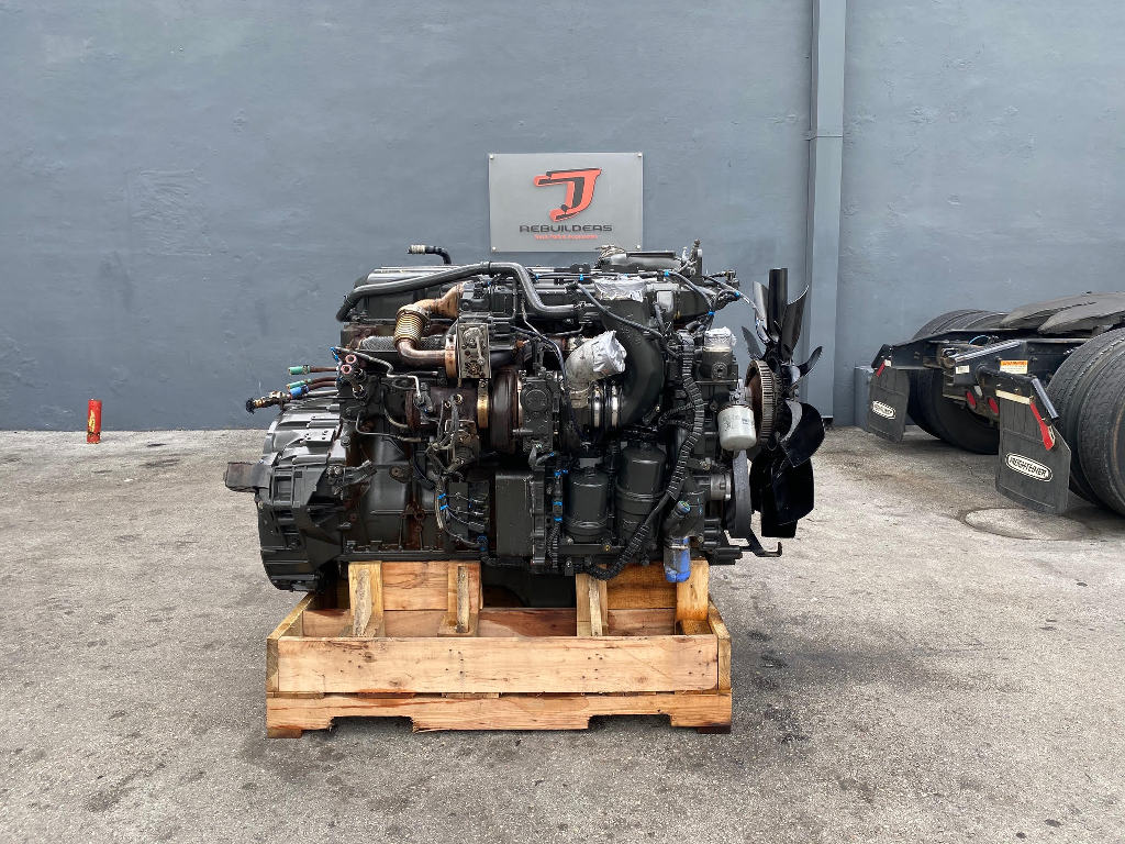 USED 2016 PACCAR MX-13 TRUCK ENGINE TRUCK PARTS #2612