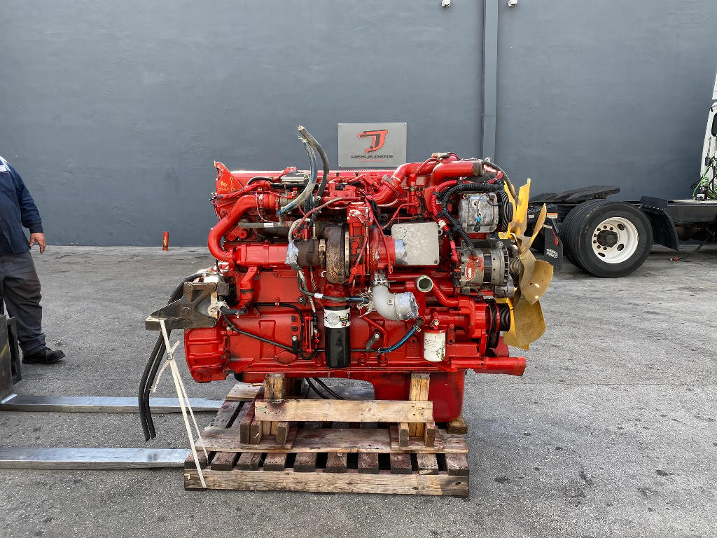 USED 2012 CUMMINS ISX15 TRUCK ENGINE TRUCK PARTS #2614