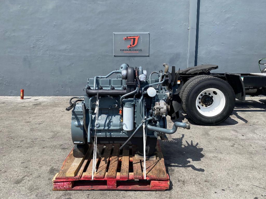 USED 1996 CUMMINS 8.3 6CT TRUCK ENGINE TRUCK PARTS #2617