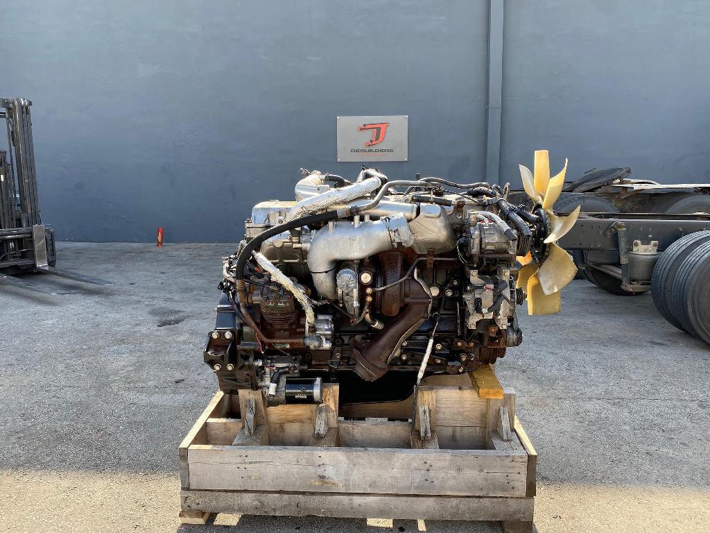 USED 2008 ISUZU 6HK1X TRUCK ENGINE TRUCK PARTS #2642