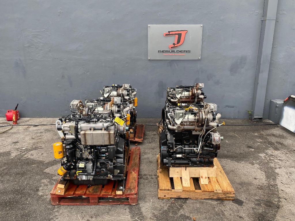 NEW 2018 JCB 444 TA-4 TRUCK ENGINE TRUCK PARTS #2643
