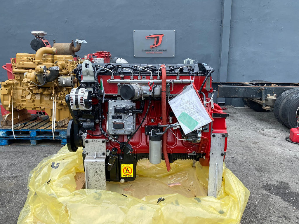 NEW 2018 CUMMINS QSG12 EQUIPMENT ENGINE TRUCK PARTS #2650
