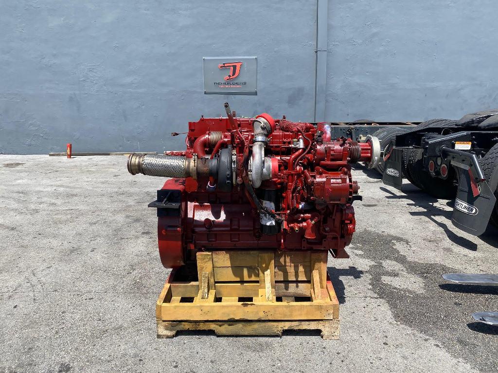 USED 2011 CUMMINS ISL9 TRUCK ENGINE TRUCK PARTS #2655