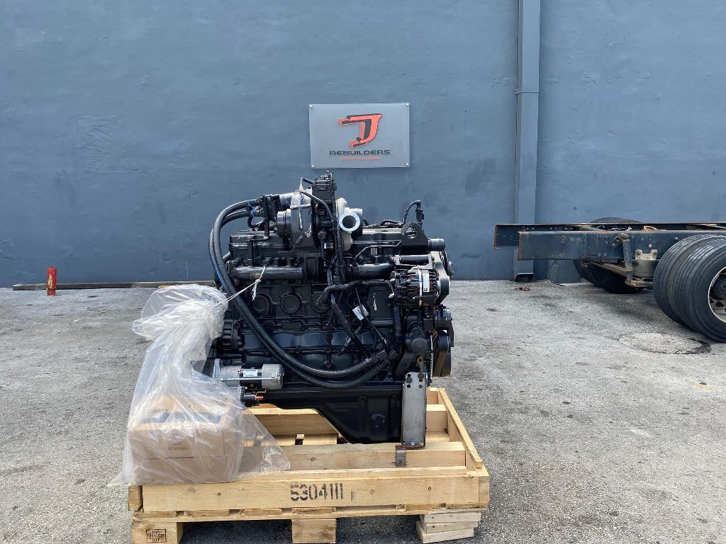 NEW 2018 CUMMINS B6.7 TRUCK ENGINE TRUCK PARTS #2669