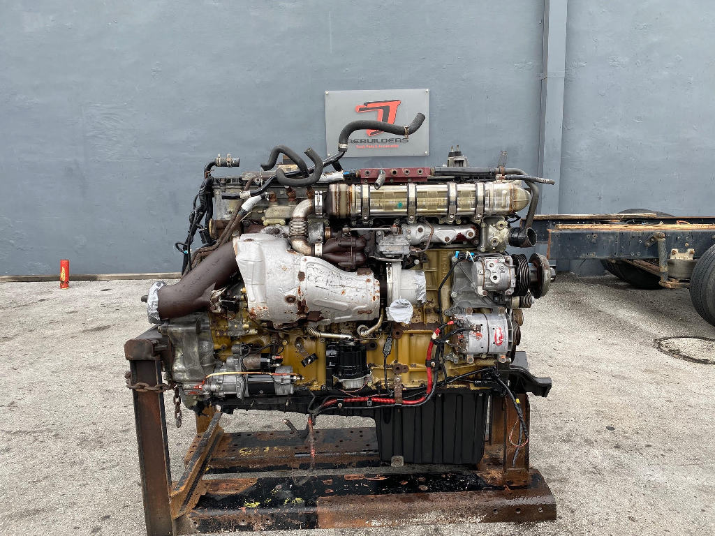 USED 2011 DETROIT DD15 TRUCK ENGINE TRUCK PARTS #2673