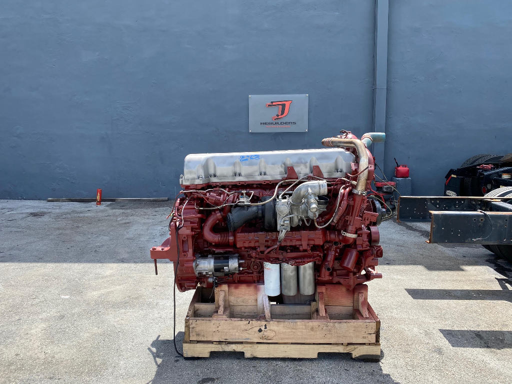 USED 2007 MACK MP8 TRUCK ENGINE TRUCK PARTS #2680