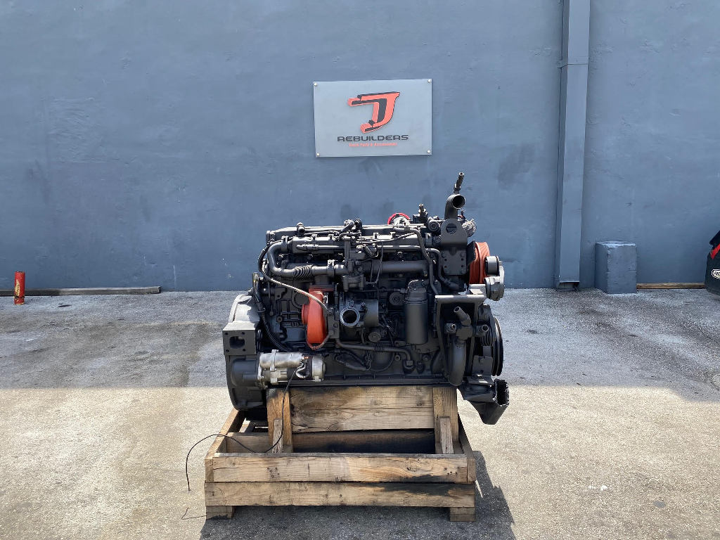 REBUILT 2006 CUMMINS ISB 5.9 TRUCK ENGINE TRUCK PARTS #2682