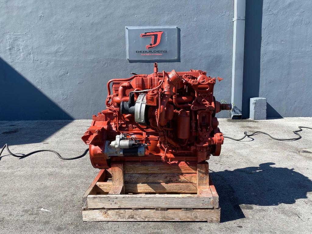 USED 2014 CUMMINS ISB 6.7 TRUCK ENGINE TRUCK PARTS #2683