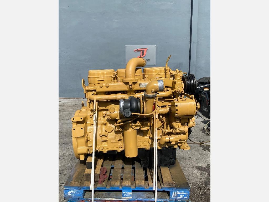 USED 1997 CAT C12 TRUCK ENGINE TRUCK PARTS #2687