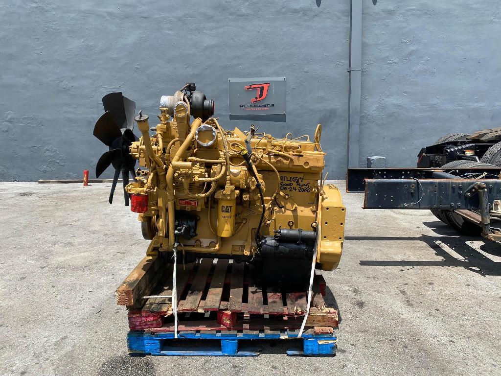USED 1995 CAT 3306 DI TRUCK ENGINE TRUCK PARTS #2689