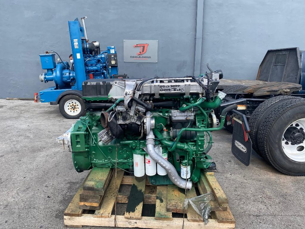 USED 2006 VOLVO VED12D TRUCK ENGINE TRUCK PARTS #2699