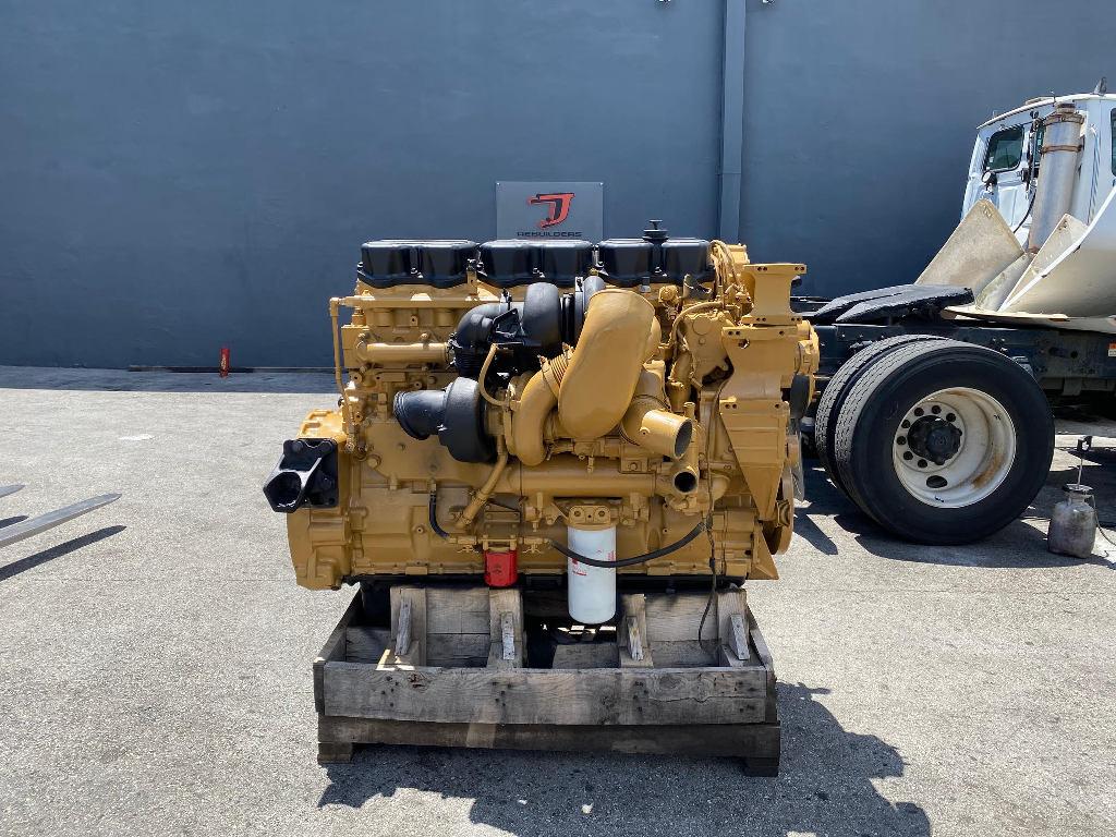 USED 2005 CAT C15 ACERT TRUCK ENGINE TRUCK PARTS #2715