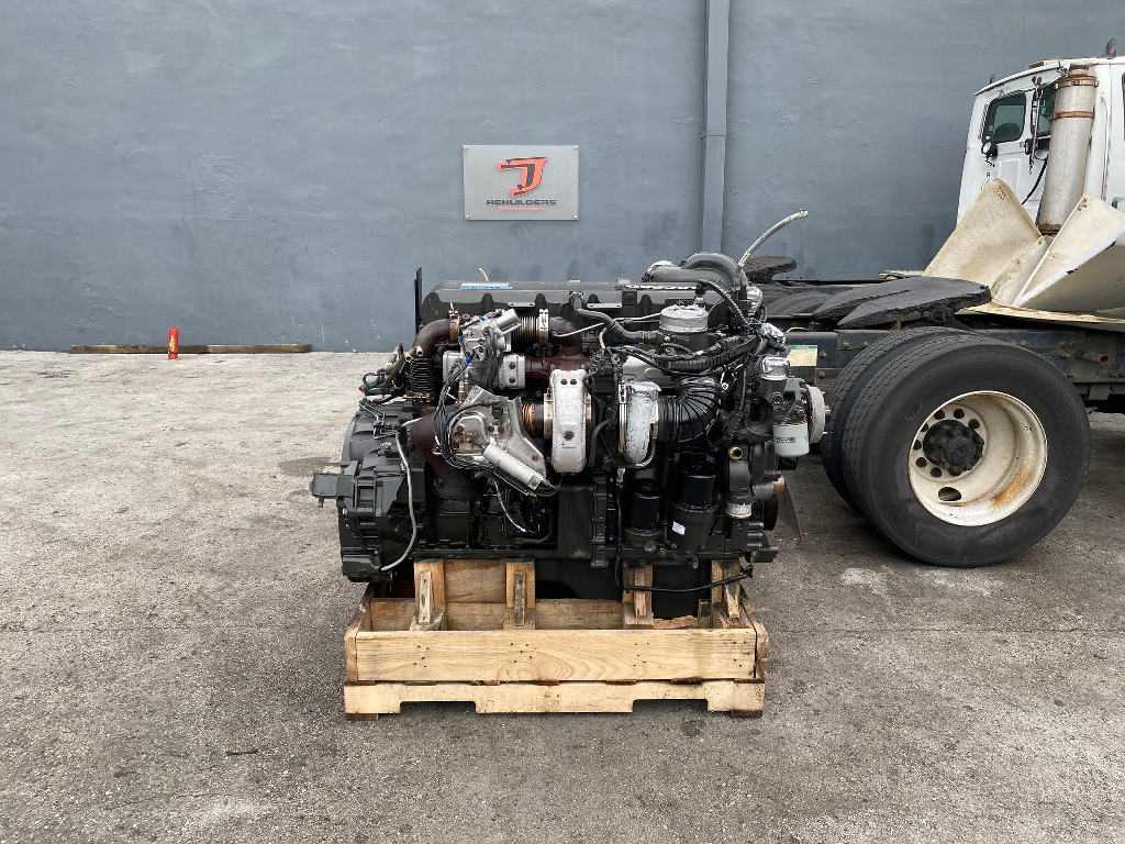 USED 2011 PACCAR MX-13 TRUCK ENGINE TRUCK PARTS #2717