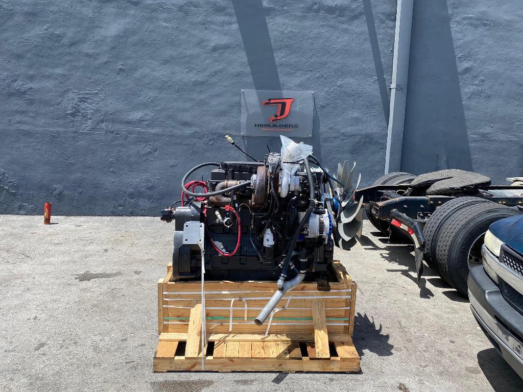 NEW 2008 CUMMINS ISL TRUCK ENGINE TRUCK PARTS #2720