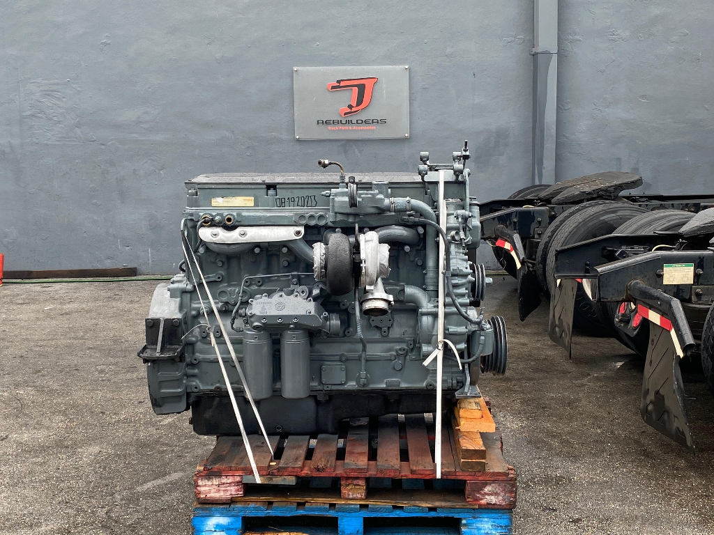 USED 1995 DETROIT SERIES 60 12.7 TRUCK ENGINE TRUCK PARTS #2727
