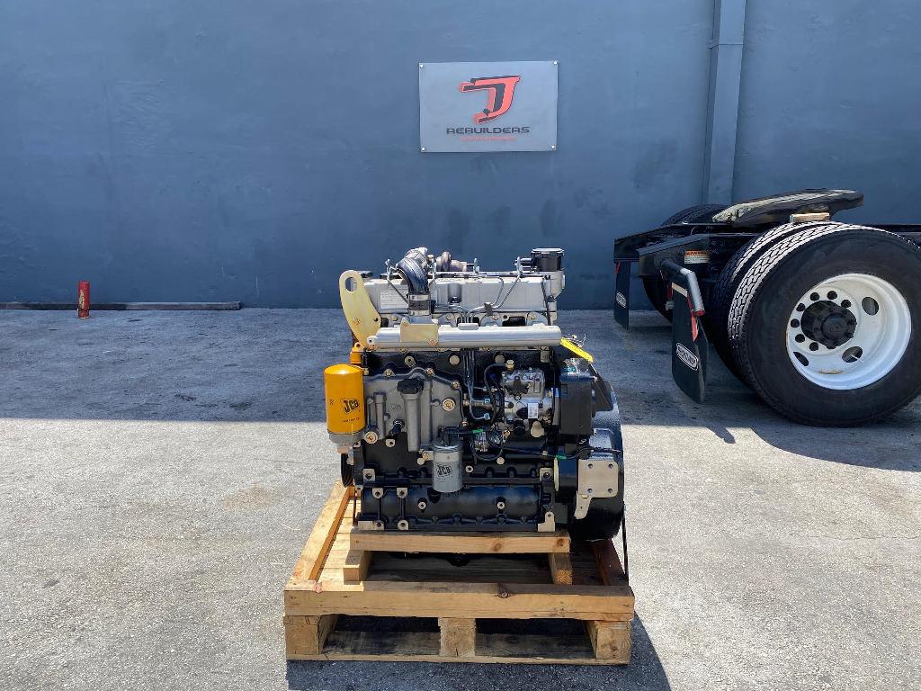NEW 2013 JCB 448 TG-72 EQUIPMENT ENGINE TRUCK PARTS #2728
