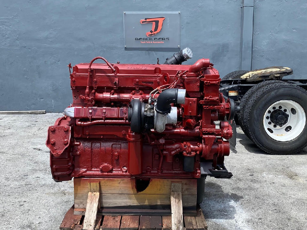 USED 2005 CUMMINS ISX TRUCK ENGINE TRUCK PARTS #2729