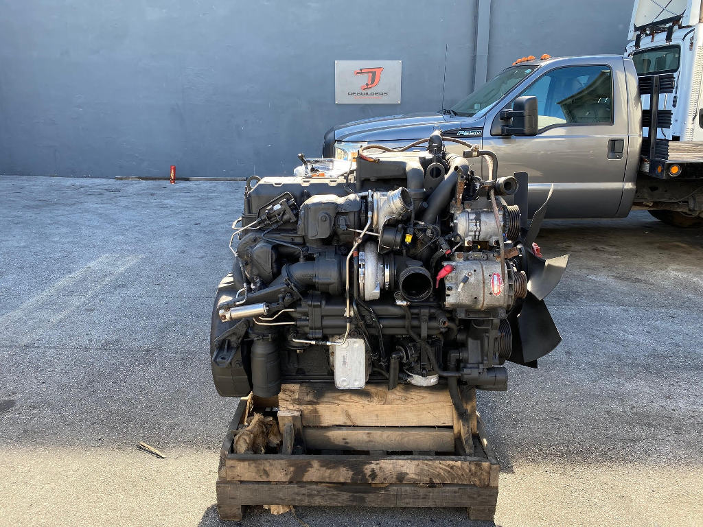 USED 2012 INTERNATIONAL MAXXFORCE DT TRUCK ENGINE TRUCK PARTS #2730