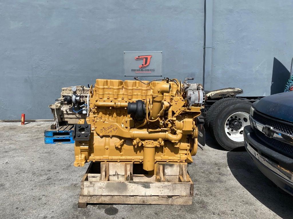 USED 2001 CAT C15 TRUCK ENGINE TRUCK PARTS #2732