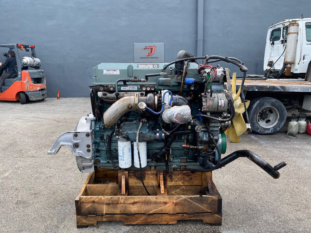 USED 1999 DETROIT SERIES 60 12.7 TRUCK ENGINE TRUCK PARTS #2733