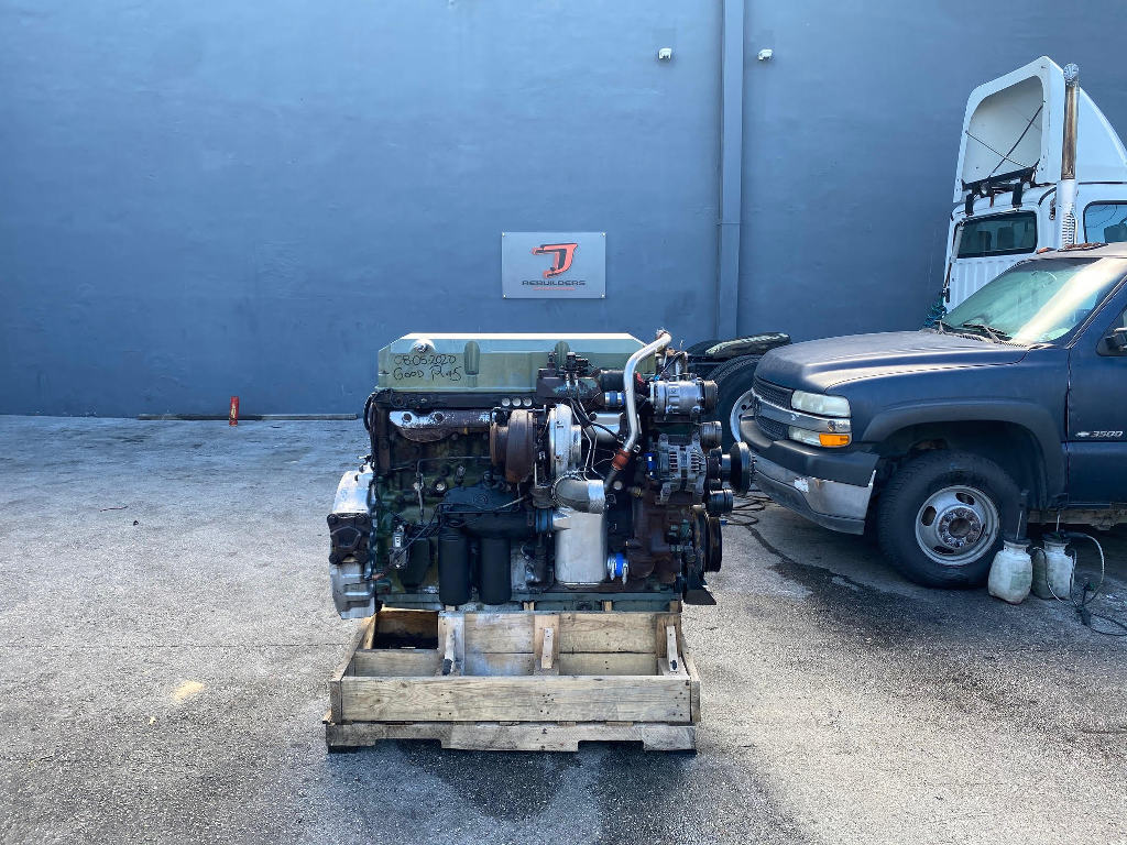 USED 2006 DETROIT SERIES 60 14.0L TRUCK ENGINE TRUCK PARTS #2734