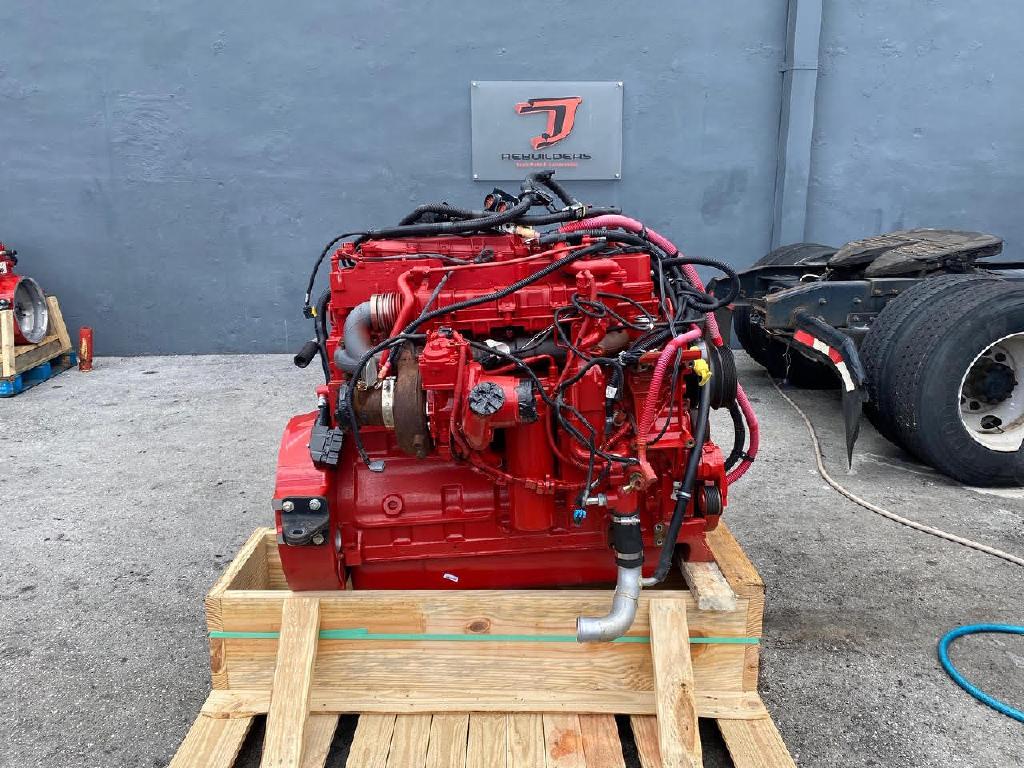 NEW 2017 CUMMINS ISL9 TRUCK ENGINE TRUCK PARTS #2736