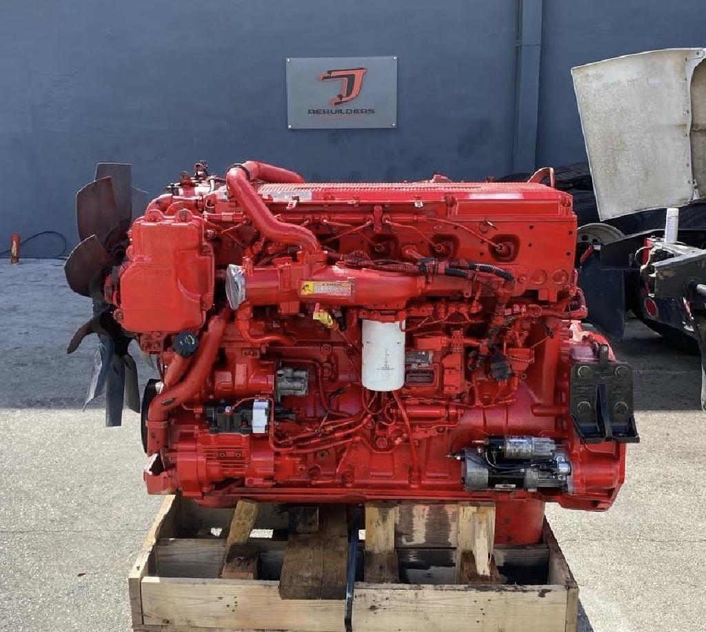 USED 2014 CUMMINS ISX15 TRUCK ENGINE TRUCK PARTS #2739