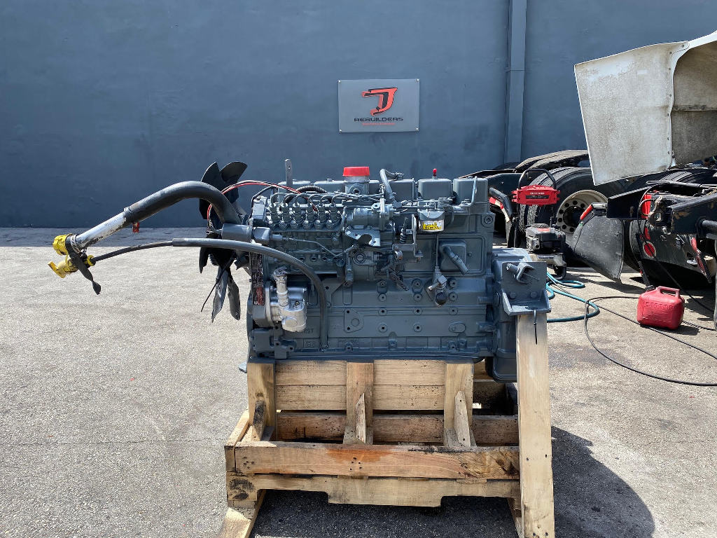 USED 1997 CUMMINS 6BT 5.9 TRUCK ENGINE TRUCK PARTS #2741