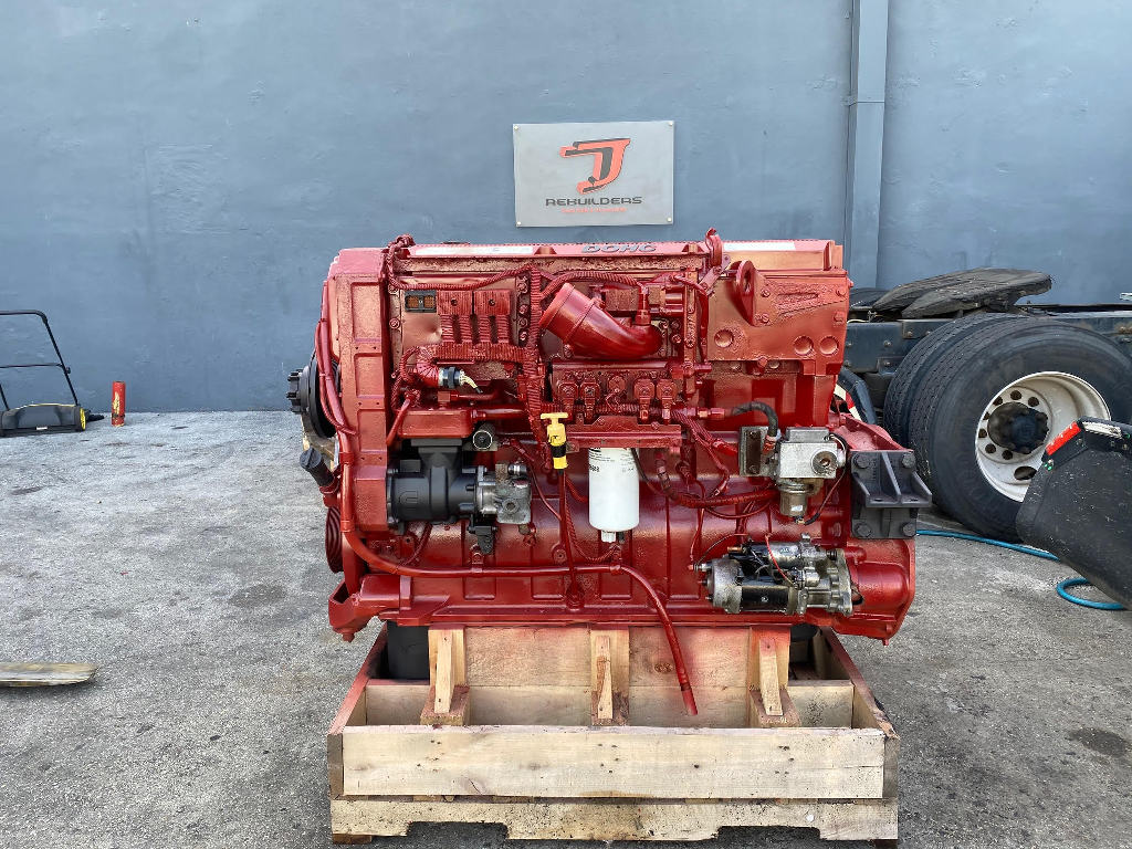 USED 2000 CUMMINS ISX TRUCK ENGINE TRUCK PARTS #2743