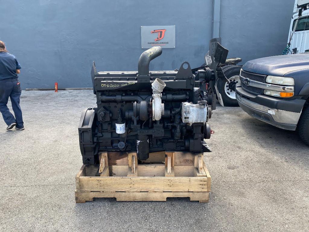 USED 2007 CUMMINS L10 TRUCK ENGINE TRUCK PARTS #2749