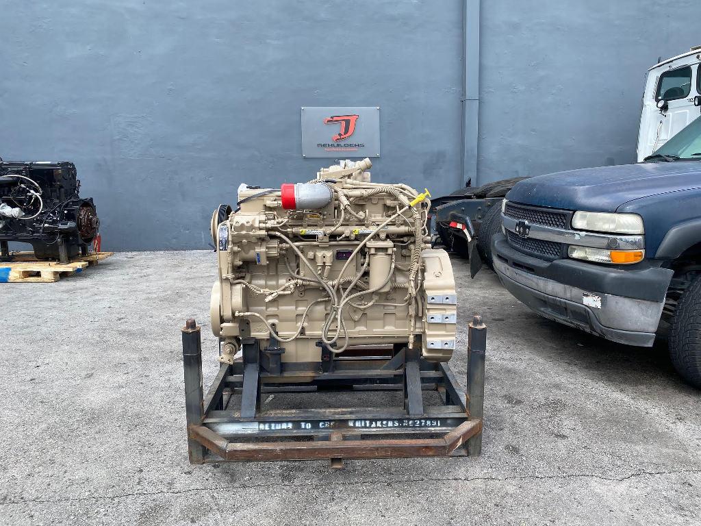 NEW 2014 CUMMINS QSC 8.3 EQUIPMENT ENGINE TRUCK PARTS #2759