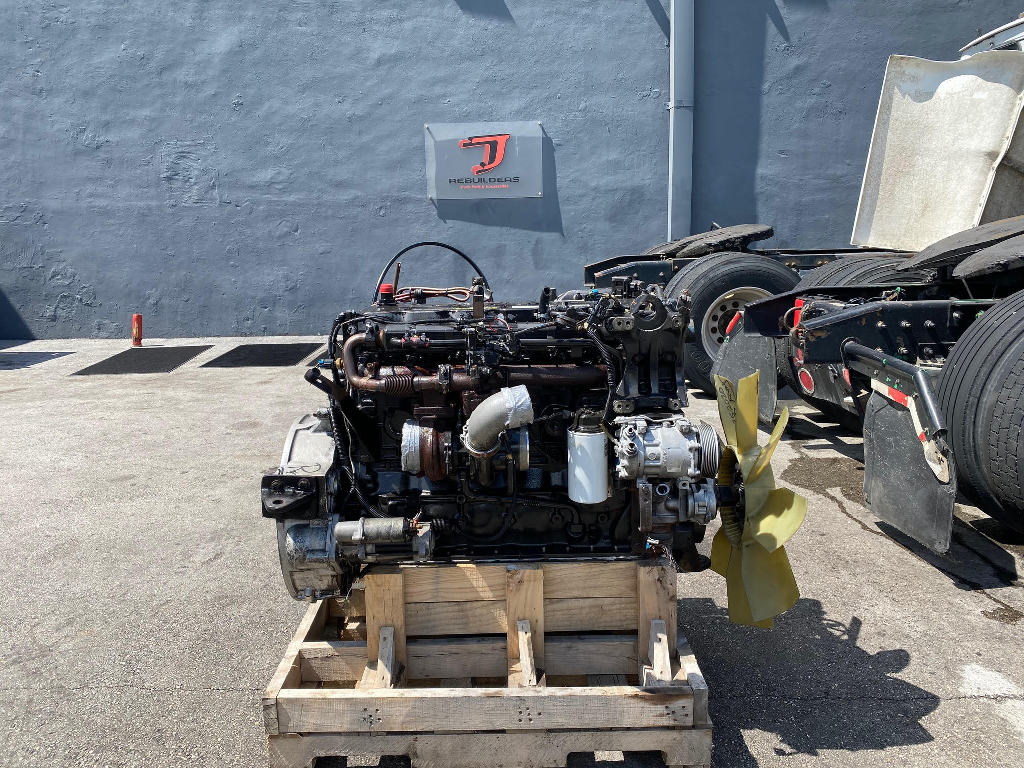 USED 2006 CUMMINS ISB 5.9 TRUCK ENGINE TRUCK PARTS #2760