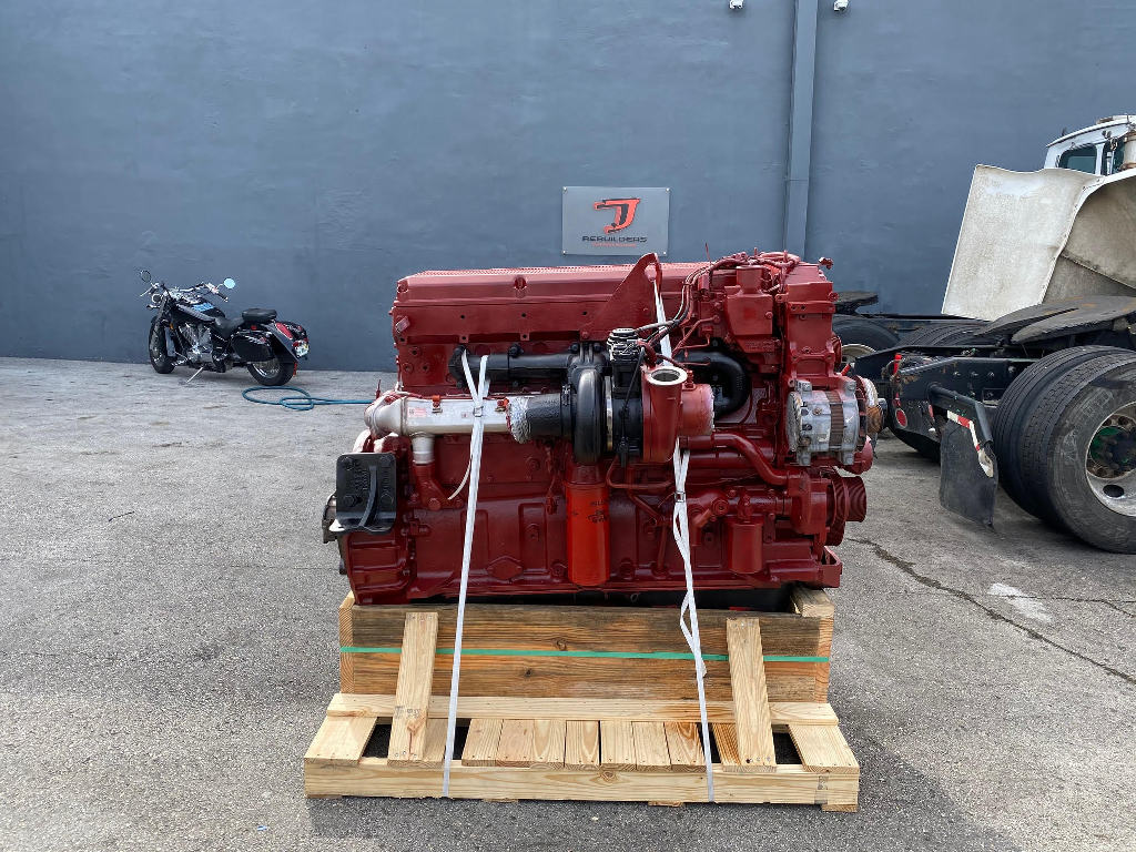 USED 2009 CUMMINS ISX TRUCK ENGINE TRUCK PARTS #2761