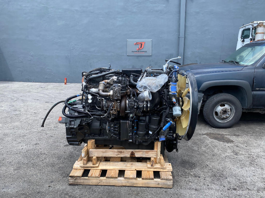 USED 2015 PACCAR MX-13 TRUCK ENGINE TRUCK PARTS #2766