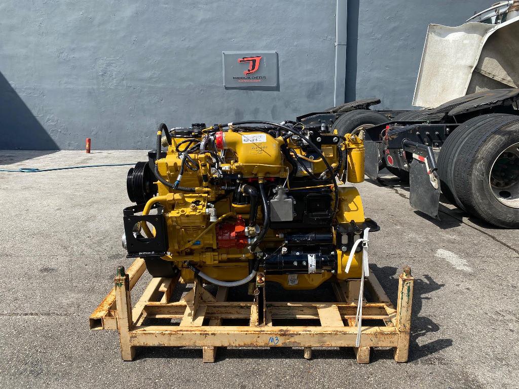 NEW 2010 CAT C7 ACERT TRUCK ENGINE TRUCK PARTS #2768