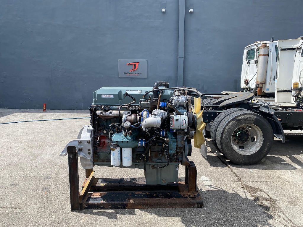 USED 1999 DETROIT SERIES 60 12.7 TRUCK ENGINE TRUCK PARTS #2769