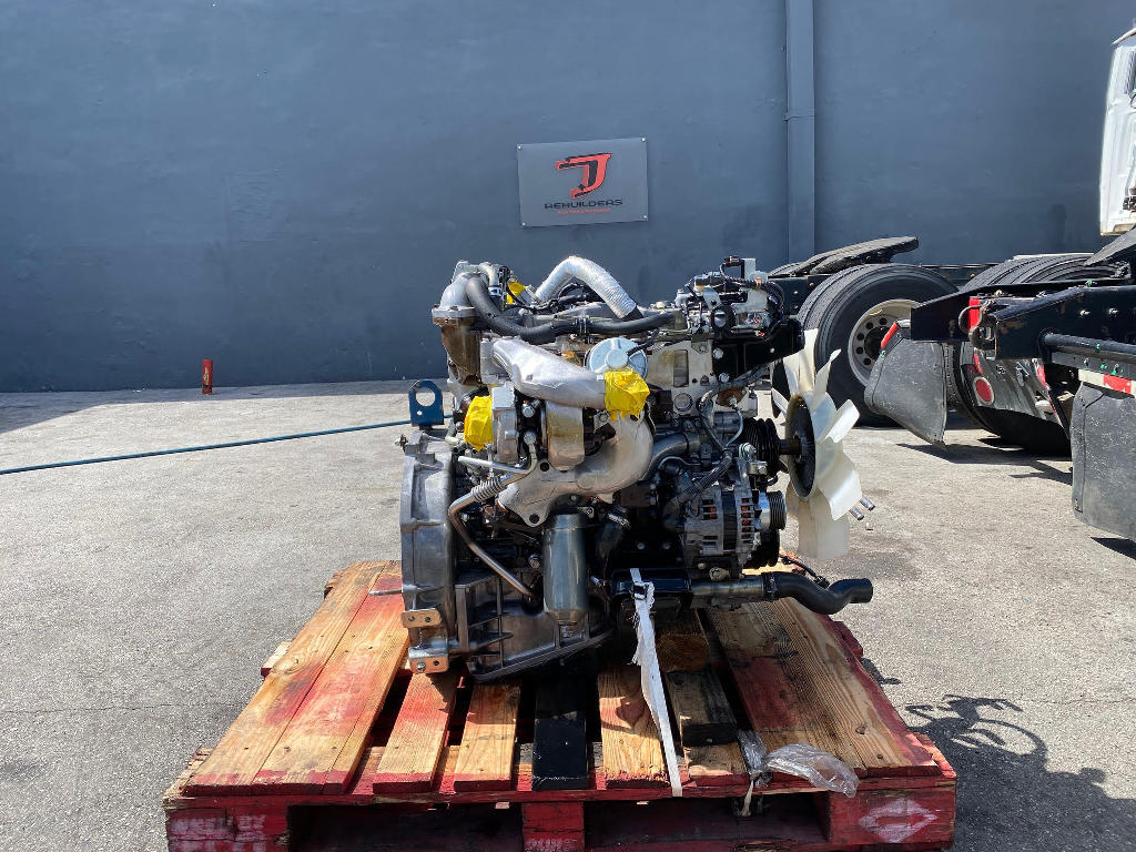 USED 2012 ISUZU 4JJ1 TRUCK ENGINE TRUCK PARTS #2770