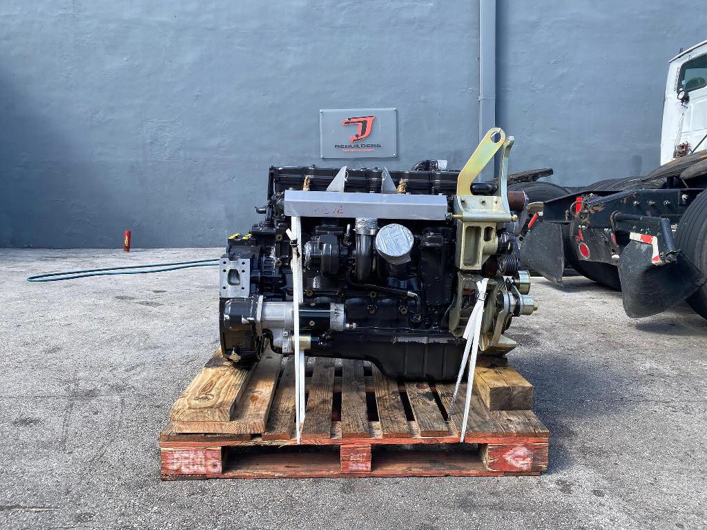 NEW 2011 CUMMINS QSB 6.7 EQUIPMENT ENGINE TRUCK PARTS #2782