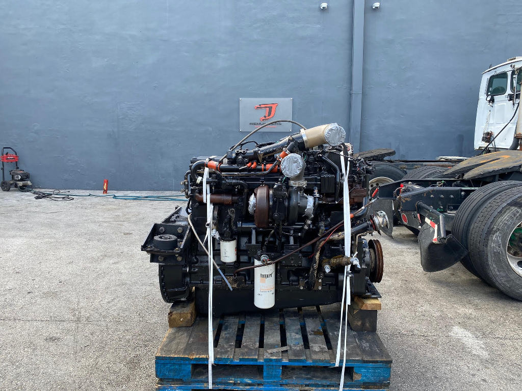 USED 2006 CUMMINS ISM TRUCK ENGINE TRUCK PARTS #2786