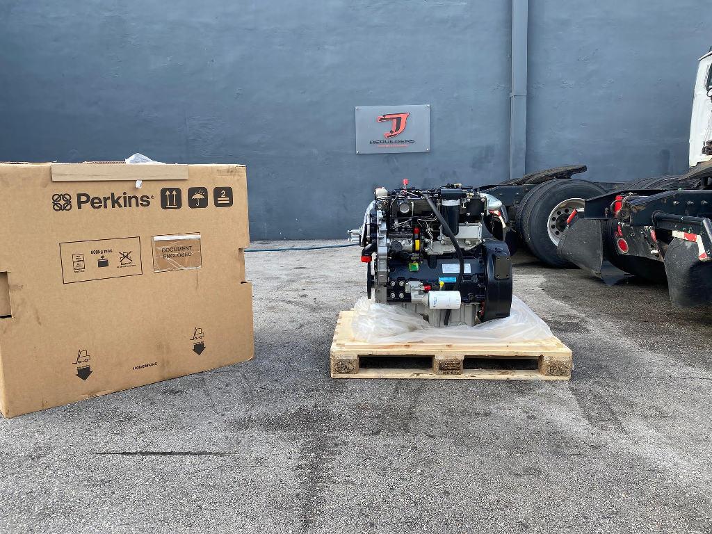 NEW 2020 PERKINS 1104D-44T EQUIPMENT ENGINE TRUCK PARTS #2788