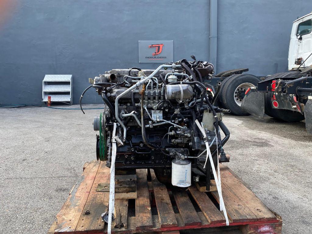 USED 2006 ISUZU 4HK1TC TRUCK ENGINE TRUCK PARTS #2791