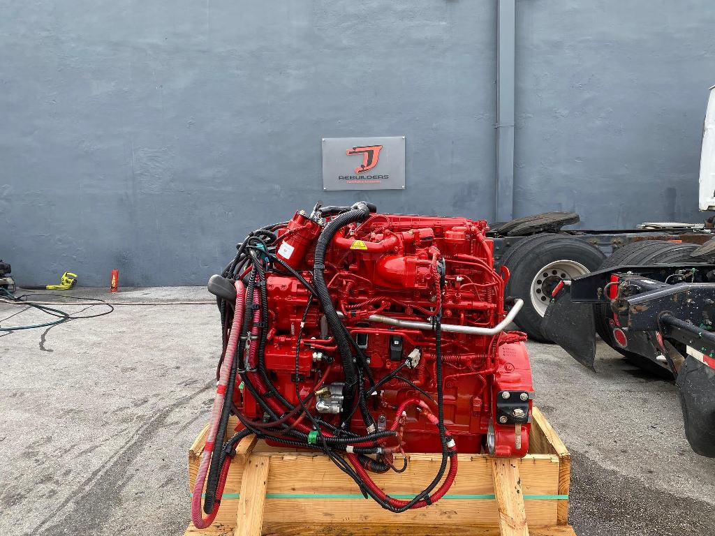NEW 2017 CUMMINS L9 TRUCK ENGINE TRUCK PARTS #2793