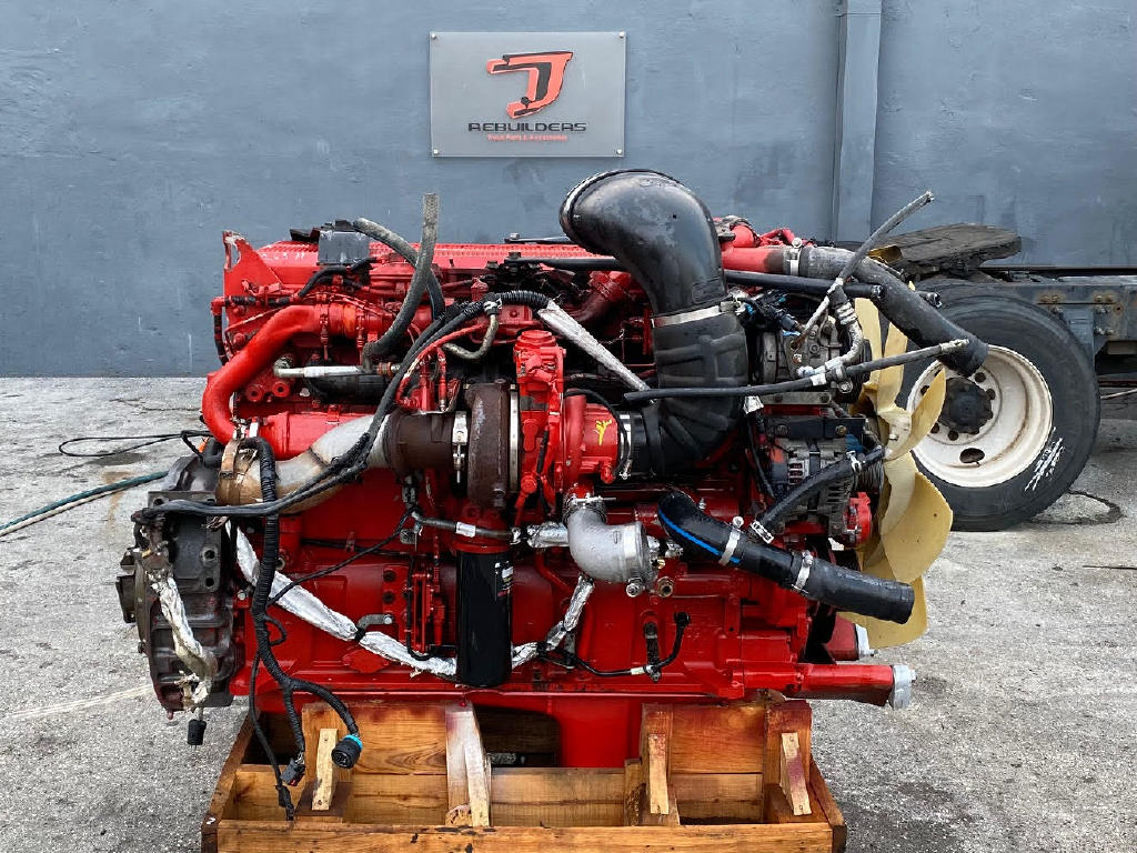 USED 2015 CUMMINS ISX15 TRUCK ENGINE TRUCK PARTS #2797