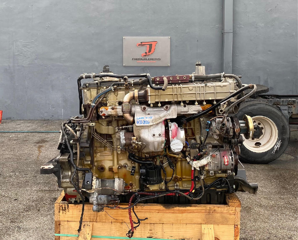 USED 2012 DETROIT DD13 TRUCK ENGINE TRUCK PARTS #2798