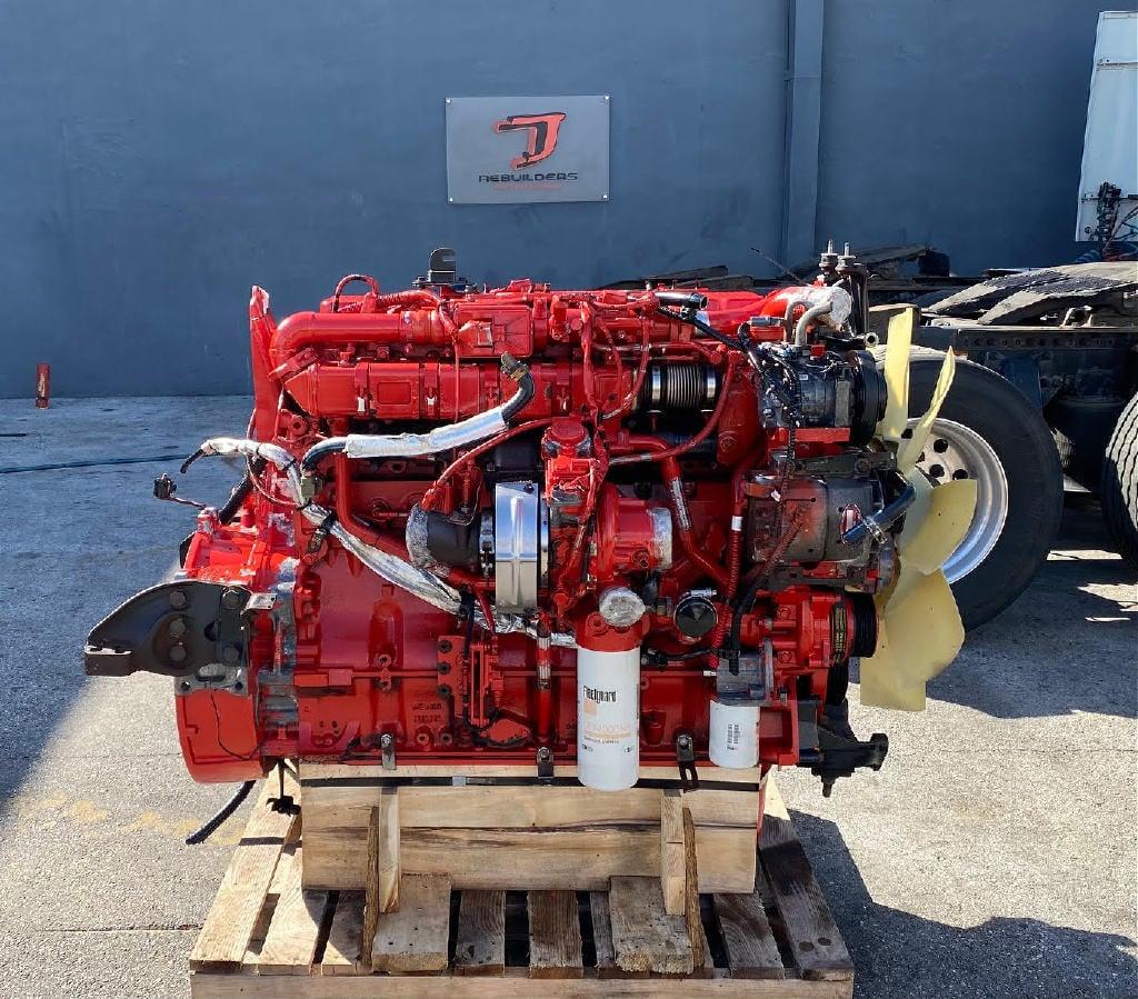 USED 2015 CUMMINS ISX12 TRUCK ENGINE TRUCK PARTS #2799