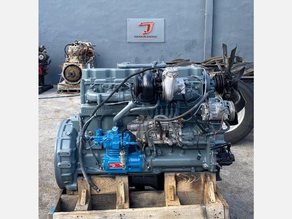 USED 1995 MACK EM7 TRUCK ENGINE TRUCK PARTS #2801
