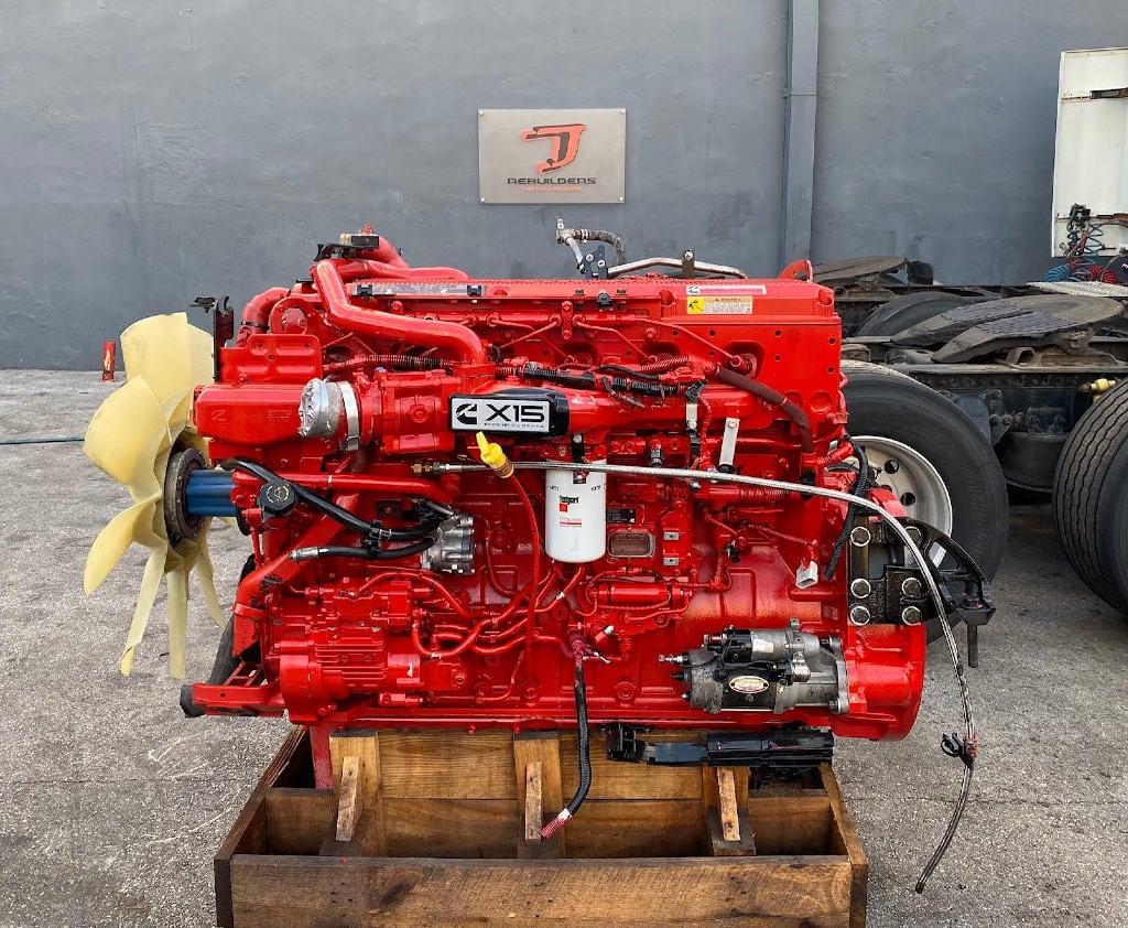 USED 2018 CUMMINS X15 TRUCK ENGINE TRUCK PARTS #2803