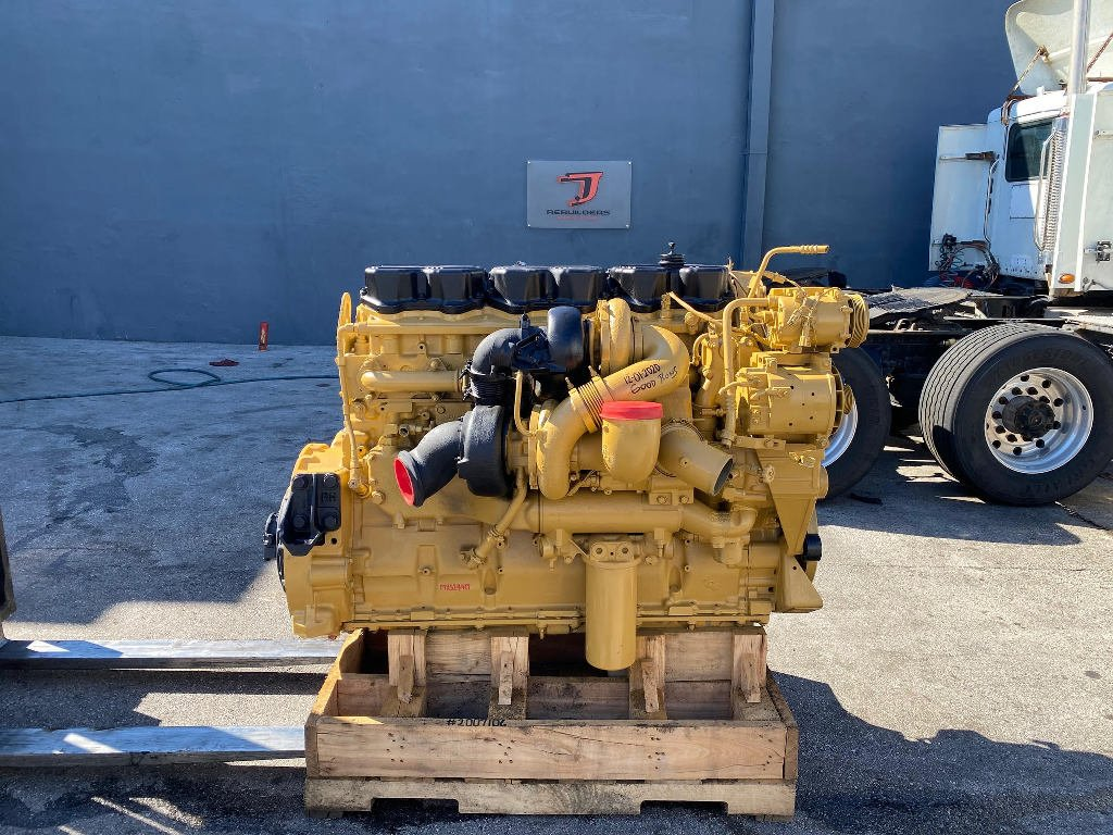 USED 2005 CATERPILLAR C15 ACERT TRUCK ENGINE TRUCK PARTS #2809