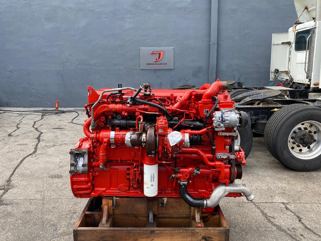 USED 2017 CUMMINS X15 TRUCK ENGINE TRUCK PARTS #2812
