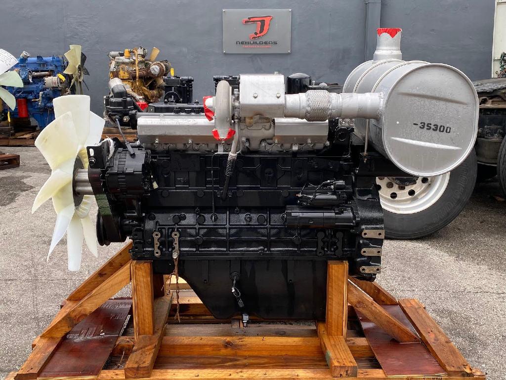 NEW 2011 CAT 3066T EQUIPMENT ENGINE TRUCK PARTS #2814